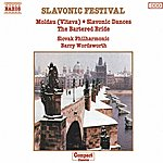 Barry Wordsworth SMETANA / DVORAK : Moldau, Slavonic Dances