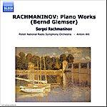 Bernd Glemser RACHMANINOV: Piano Works (Bernd Glemser)