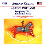 James Judd COPLAND: Symphony No. 3 / Billy The Kid