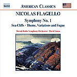 David Amos FLAGELLO: Symphony No. 1 / Theme, Variations And Fugue