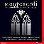 Alexander Schneider Monteverdi: Vespro Della Beata Vergine