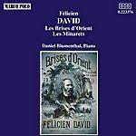 Daniel Blumenthal DAVID: Brises D'Orient (Les) / Les Minarets