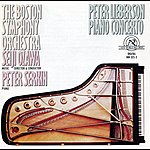Peter Serkin Peter Lieberson: Piano Concerto