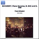 Jenő Jandó SCHUBERT: Piano Sonatas, D. 845 And D. 568