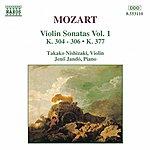 Jenő Jandó MOZART: Violin Sonatas, Vol. 1