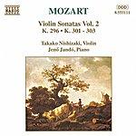 Jenő Jandó MOZART: Violin Sonatas, Vol. 2