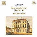 Jenő Jandó HAYDN: Piano Sonatas Nos. 36-41