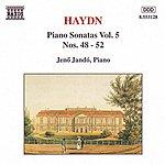 Jenő Jandó HAYDN: Piano Sonatas Nos. 48-52