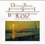 Boston Symphony Orchestra Olly Wilson/John Harbison: Sinfonia/Symphony No. 1