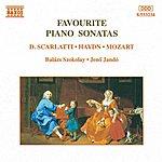 Jenő Jandó Favourite Piano Sonatas