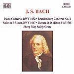 Bohdan Warchal BACH, J.S.: Famous Works