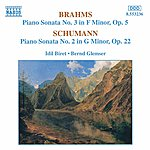 Bernd Glemser BRAHMS: Piano Sonata No. 3 / SCHUMANN: Piano Sonata No. 2