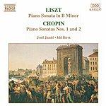 Jenő Jandó LISZT: Piano Sonata In B Minor / CHOPIN: Sonatas Nos. 1 And 2