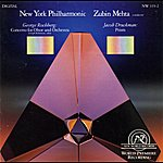 New York Philharmonic George Rochberg/Jacob Druckman: Concerto for Oboe & Orchestra/Prism