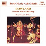 Catherine King DOWLAND: Consort Music And Songs