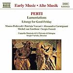 Sergio Vartolo PERTI: Lamentations / Liturgy For Good Friday