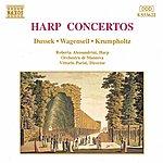Roberta Alessandrini DUSSEK / WAGENSEIL / KRUMPHOLTZ: Harp Concertos
