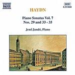 Jenő Jandó HAYDN: Piano Sonatas Nos. 29 And 33-35