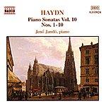 Jenő Jandó HAYDN: Piano Sonatas Nos. 1-10