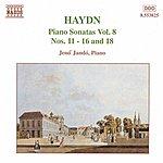 Jenő Jandó HAYDN: Piano Sonatas Nos. 11-16 And 18