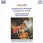 Barry Wordsworth MOZART: Symphonies Nos. 29, 30 And 38