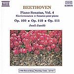 Jenő Jandó BEETHOVEN: Piano Sonatas Nos. 30-32, Opp. 109-111