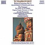 Slovak Radio Symphony Orchestra TCHAIKOVSKY: Piano Concerto No. 1 / The Tempest