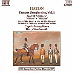 Barry Wordsworth HAYDN: Symphonies, Vol. 1 (Nos. 82, 96, 100)