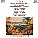 Barry Wordsworth HAYDN: Symphonies, Vol. 2 (Nos. 83, 94, 101)