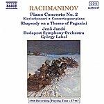 Jenő Jandó RACHMANINOV: Piano Concerto No. 2 / Rhapsody On A Theme Of Paganini