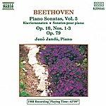 Jenő Jandó BEETHOVEN: Piano Sonatas Nos. 5-7, Op. 10 And No. 25, Op. 79
