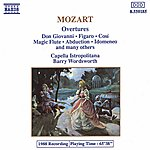Barry Wordsworth MOZART: Overtures