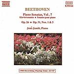 Jenő Jandó BEETHOVEN: Piano Sonatas Nos. 12, 16 And 18