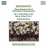 Jenő Jandó BEETHOVEN: Piano Sonatas Nos. 4, 13, 22 And 19-20, Op. 49