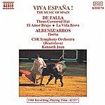 Slovak Radio Symphony Orchestra Viva Espana: The Music Of Spain