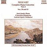 Jenő Jandó MOZART: Piano Concertos Nos. 13 And 20