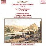 Jenő Jandó MOZART: Piano Concertos Nos. 9 And 27
