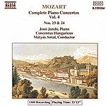 Jenő Jandó MOZART: Piano Concertos Nos. 23 And 24