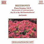 Jenő Jandó BEETHOVEN: Piano Sonatas Nos. 11 And 29