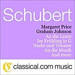 Margaret Price Franz Schubert, An Die Laute, D. 905 / Op. 81 No. 2 (To The Lute)