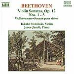 Jenő Jandó BEETHOVEN: Violin Sonatas Op. 12, Nos. 1-3