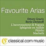 Boris Christoff Claudio Monteverdi, L'Incoronazione Di Poppea