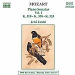 Jenő Jandó MOZART: Piano Sonatas, Vol. 1 (Piano Sonatas Nos. 8, 10 And 15)