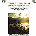 Jenő Jandó SCHUMANN, R. / BRAHMS / WAGNER: Romantic Song Cycles