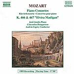 Jenő Jandó MOZART: Piano Concertos Nos. 20 And 21