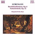 Benjamin Frith SCHUMANN, R.: Davidsbundlertanze, Op. 6 / 8 Fantasiestucke, Op. 12