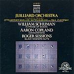 Juilliard String Quartet Juilliard Orchestra: Works by Schuman, Copland, Sessions