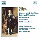 Timothy Roberts LAWES: Consort Music For Viols, Lutes And Theorbos