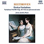 Jenő Jandó BEETHOVEN: 'Eroica' Variations / 32 Variations, WoO 80