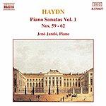 Jenő Jandó HAYDN: Piano Sonatas Nos. 59-62
